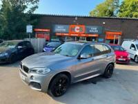 2017 BMW X5 XDRIVE30d M SPORT Auto ESTATE Diesel Automatic