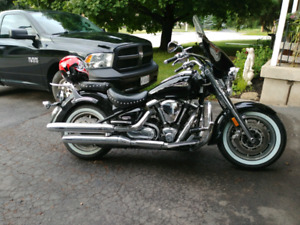 2006 Yamaha Road Star 1700...just certified