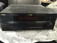 Yamaha HTR 6190 and Bose Acoustimass 10 (can be sold seperately)