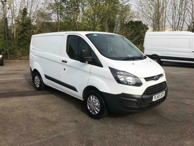 e7e2947d8d Ford Transit Custom 290 L1 DIESEL FWD 2.2 TDCI 100PS LOW ROOF VAN EURO 5  (2015)