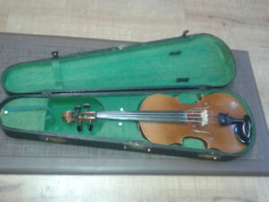 Violin Germany - 1802