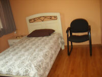 Cozzy Bachelor Beismnet for rent in Ajax-Long Term or Short Term