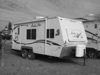 arctic fox travel trailer