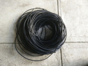 New TV coaxial cable
