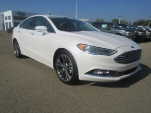 2017 Ford Fusion TITANIUM AWD CERTIFIED PRE-OWNED