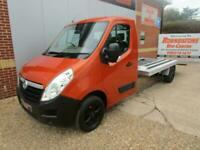 £ 79 A WEEK - 2016 VAUXHALL MOVANO RECOVERY / CAR TRANSPORTER TRUCK 136HP