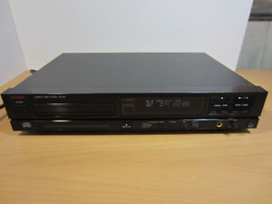 Luxman DZ-120 CD Player, Vintage Audiophile, FULLY FUNCTIONAL