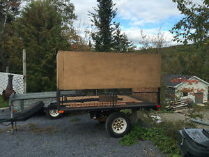 Trail & Hi-way Ready Utility Trailer