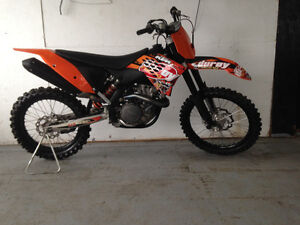 Ktm450sx impeccable