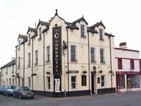 Large Cumbria Pub to rent can be B&B rent free period available needs refurbishment