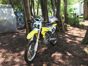 RMZ 250 with ownership
