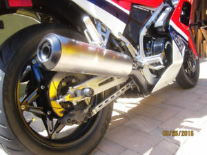 Honda VF1000R many parts available