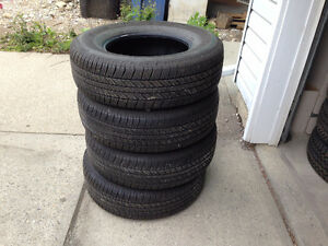 P255/70r18 tires for sell