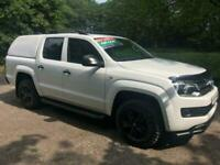 13 VW AMAROK D/CAB 4WD PICKUP,TRUCKMAN TOP,HIGH SPEC,NO VAT for sale  Ince, Manchester