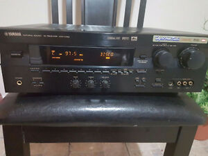 Yamaha Receiver Model Htr Specs