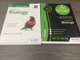 National 5 Biology and past papers with answers