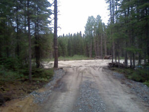 9 Acre lot on Laforest Road