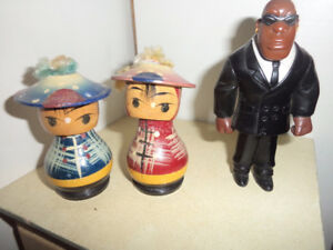 older booble heads all for 8.00 .. all three in excellent cond