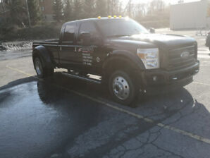 Ford F450 Platinum