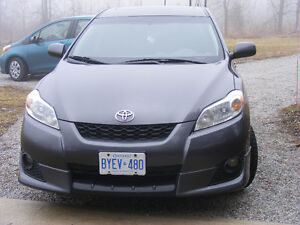 2010 Toyota Matrix Touring Package Hatchback