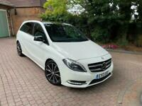 2013 MERCEDES B200 CDI AMG SPORT DCT AUTO *PAN ROOF - 51K MILES - FULL HISTORY**