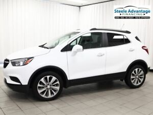 2019 Buick Encore ALL WHEEL DRIVE, Low Mileage and 0% Financing!