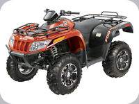 POWER STEERING! 2013 700 XT EPS *SAVE $3100!