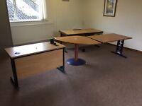 Free office desks