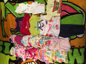 0-3 months clothing lot