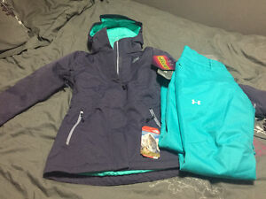 Women's ski outfit -- New With Tags