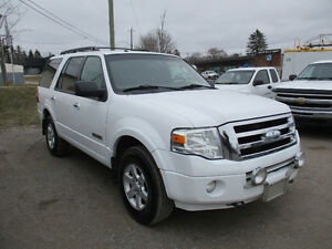 2008 Ford Expedition 4X4 7 PASSENGER SUV, Crossover