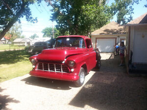 1955 chevy pick up