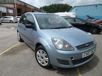 "2007 FORD FIESTA 1.25CC ""C CAT"" REPAIRED TO VERY HIGH STANDARD"