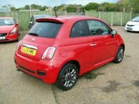 2015 Fiat 500 1.2 S 3dr, £30 road tax,Only 28k with fsh, Face lift model. HATCHB