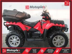 2010 Polaris Sportsman 850 Touring EPS 2 PLACES !  37$/SEMAINE