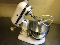KITCHEN AID CAKE - DOUGH MIXER