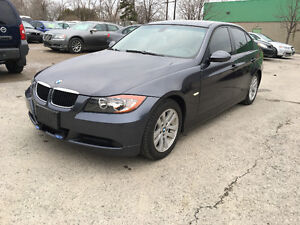 2007 BMW 323i*2 SETS OF WHEELS*EXTRA CLEAN*WELL MAINTAINED