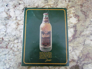 Labatt Classic Special Edition with Wood Case - Numbered Peterborough Peterborough Area image 9
