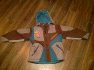 Manteau d'hiver de marque Deux par deux 6x