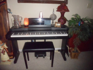 Yamaha Clavinova CVP -20 digital piano with advanced Wave Memory