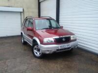 2003 03 Suzuki Grand Vitara 2.0 16v 4X4