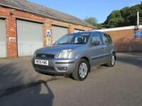 Ford Fusion 1.6 Auto 3**PETROL AUTOMATIC**PSH**5 DOOR HATCH**