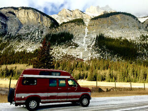 Ford Econoline 150 Campervan  !!!NEW PICTURES!!!