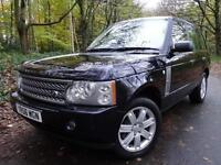 2006 56 Land Rover Range Rover 3.6TD V8 (272) auto Vogue..HIGH SPEC!! FACELIFT!!