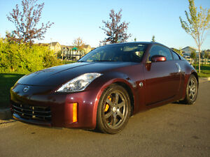 2006 Nissan 350z Grand Touring Coupe (2 door)
