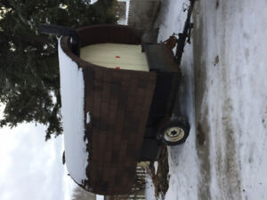 Ice Shack for Sale