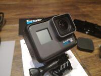 GoPro HERO6 Camera / Black