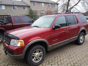 2002 Ford Explorer XLT SUV, Crossover London Ontario image 1