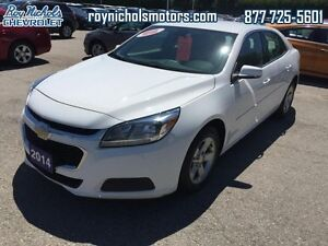 2014 Chevrolet Malibu LS  - Certified - Bluetooth -  OnStar - $9