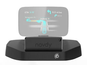 NAVDY Heads up Display/GPS - Brand New